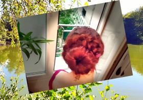 [Tuto coiffure] Le chignon hôtesse de l'air – Facile