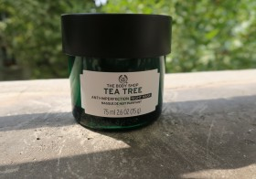 Le Masque de nuit purifiant Tea Tree de The BodyShop