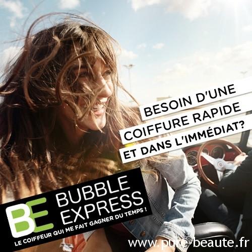 bubble express coiffeur