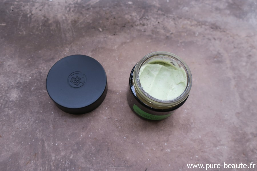 Masque anti-pollution Matcha consistance