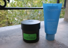 Ma routine masque de beauté : The Body Shop et Clarins