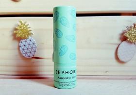 Le baume à lèvres SOS à l'huile d'amande de Sephora
