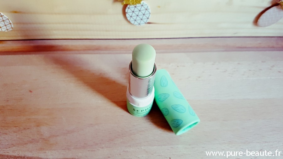 Baume à lèvres SOS à l'huile d'amande de Séphora
