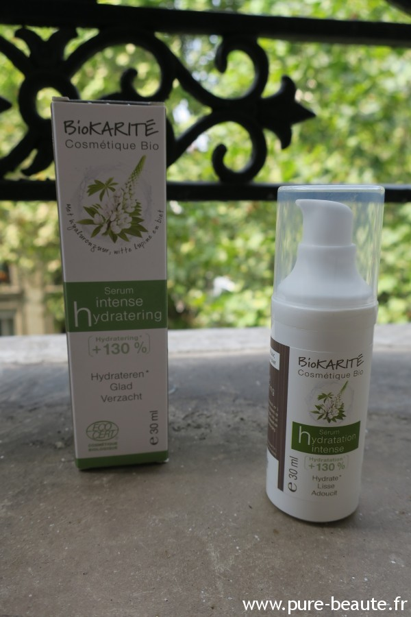 Bio Karité Routine Nuit - Soin hydratant intense