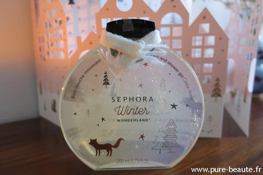 Winter Wonderland Séphora