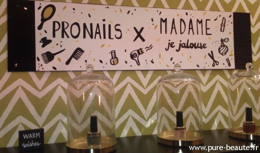Pronails Longwear - Madame Je Jalouse