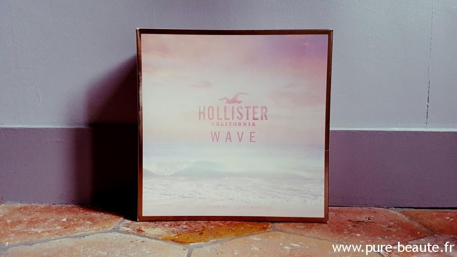 Hollister coffret California Wave
