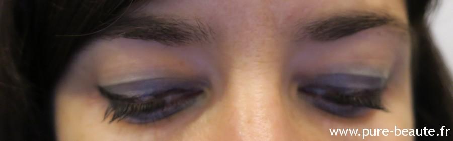 Azzo Professionnel - maquillage sur les yeux