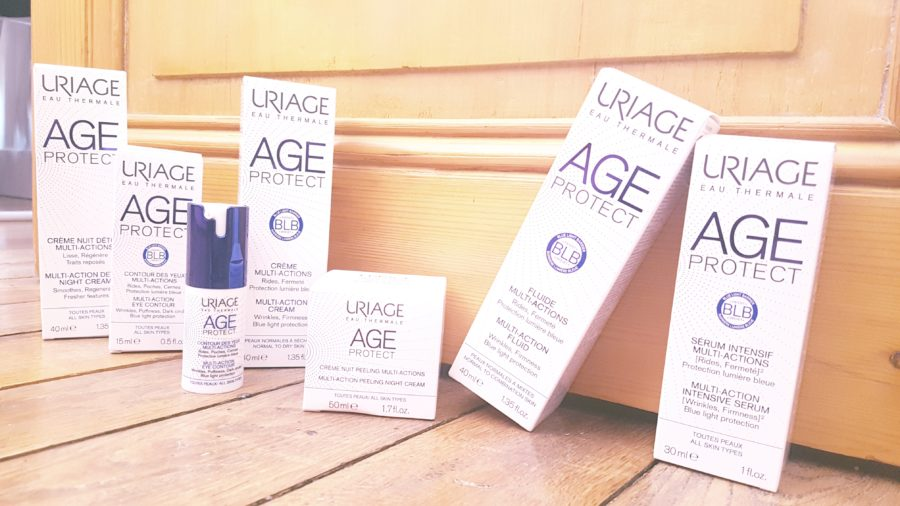 gamme Uriage age protect