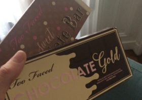 [Concours Happy 9] : 2 palettes Too Faced + la palette Jessie J Make Up For Ever à gagner !